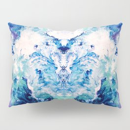 Okul - Abstract Costellation Painting Pillow Sham