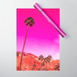 Palm Springs Rush Hour Wrapping Paper