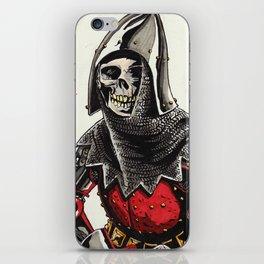 Death Knight iPhone Skin