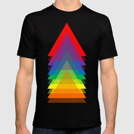 Rainbow Up! T-shirt