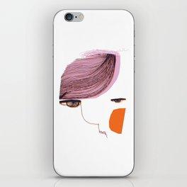Nuda_2 iPhone Skin