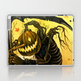 Autumn Harvester Laptop & iPad Skin