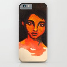 Little Red without her hood iPhone 6s Slim Case