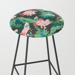 Baby Axolotl Bar Stool