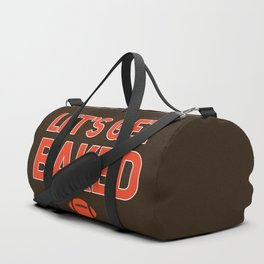 Let's Get Baked Duffle Bag