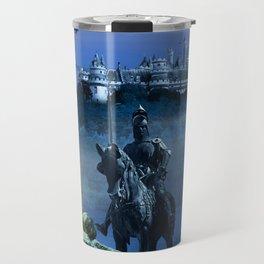 Camelot And The Sword Excalibur Travel Mug