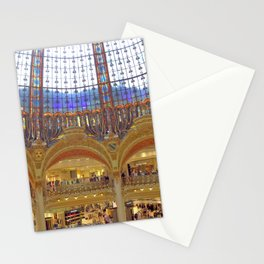 Galleries Lafayette Stationery Cards