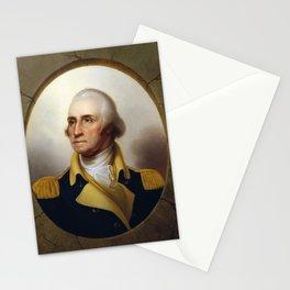 General Washington Stationery Cards
