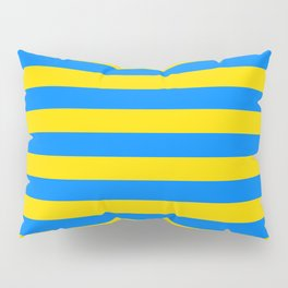 Palau Parma flag stripes Pillow Sham