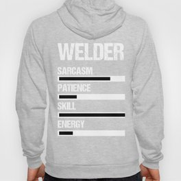 Cool Gift For Dad. Shirt For Welder. Hoody