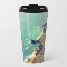 The Coast Metal Travel Mug