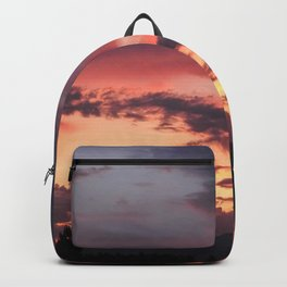 Sunrise Sherbet Backpack