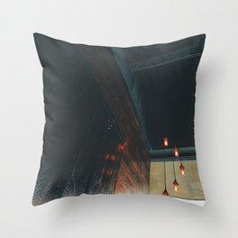 5 Edison Throw Pillow