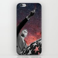 onward iPhone & iPod Skins featuring ONWARD by Steven Macherey Designs