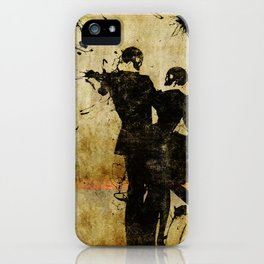 Dance With The Dead iPhone Case