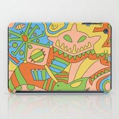 Abstract Animals iPad Case