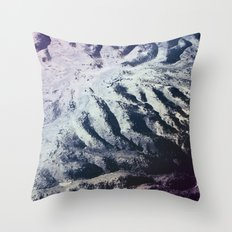 Moontide Throw Pillow