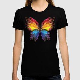 BUTTER-FLY ART T-shirt