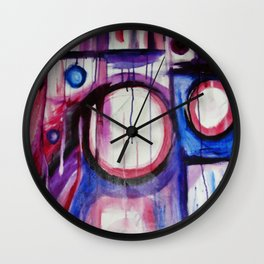 Aimlessly  Wall Clock
