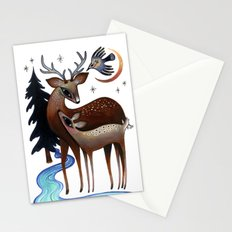Father & Daughter Stationery Cards
