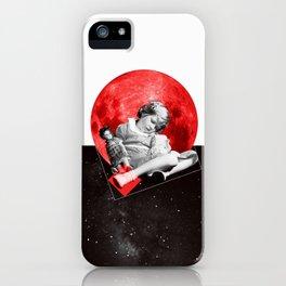 Sommeil Divin iPhone Case