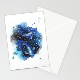 Pisces the Fishes- Zodiac Stationery Cards