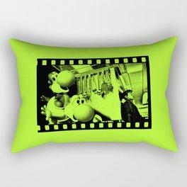 Clever Yoshis Rectangular Pillow