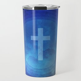 Thanks Be To God Travel Mug