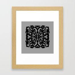 Lexa Framed Art Print