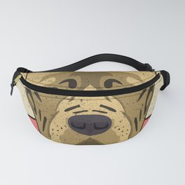 American Bully Dog Breed Dog Owner Fanny Pack