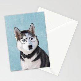 Mr Husky Stationery Cards