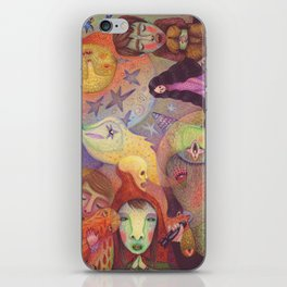 A Strange Fairytale iPhone Skin