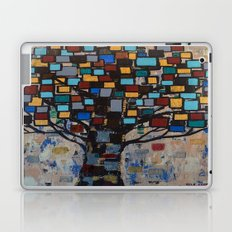 :: Stained Glass Tree :: Laptop & iPad Skin