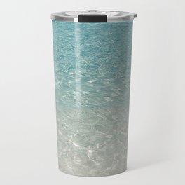 Crystal Clear Travel Mug
