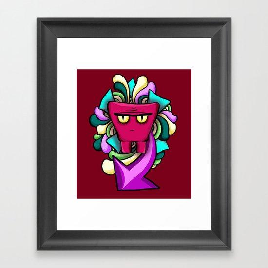 Soo Framed Art Print