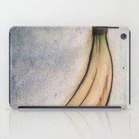 banana iPad Cases featuring Banana by wendygray