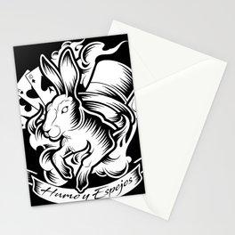Humo y espejos Stationery Cards