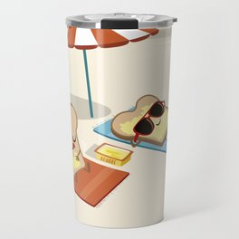 summer butter Travel Mug