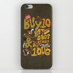 Its a Real Hot-Dog iPhone & iPod Skin