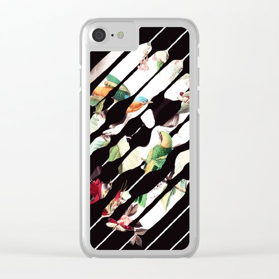 Memory Skull Clear iPhone Case