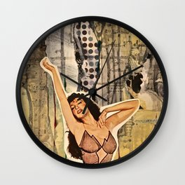 Give me Life! Wall Clock