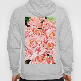 ROSES SO PINK AND SHABBY CHIC Hoody