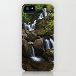 Torc Waterfall,Killarney iPhone Case