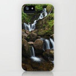 Torc Waterfall,Killarney iPhone Case