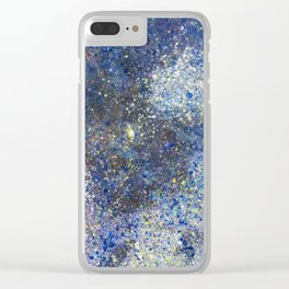 cosmogonica Clear iPhone Case