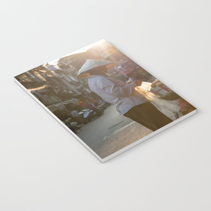 Vietnam Streets Notebook