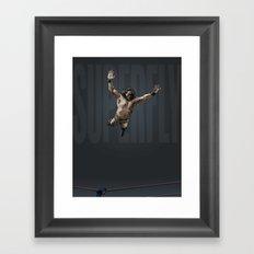 Snuka Framed Art Print
