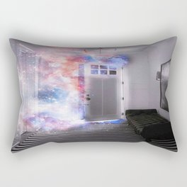 Door of the Galaxy Rectangular Pillow