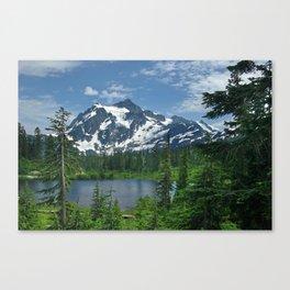 Mount Shuksan Canvas Print