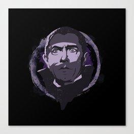 Horror Monster | Dracula Canvas Print